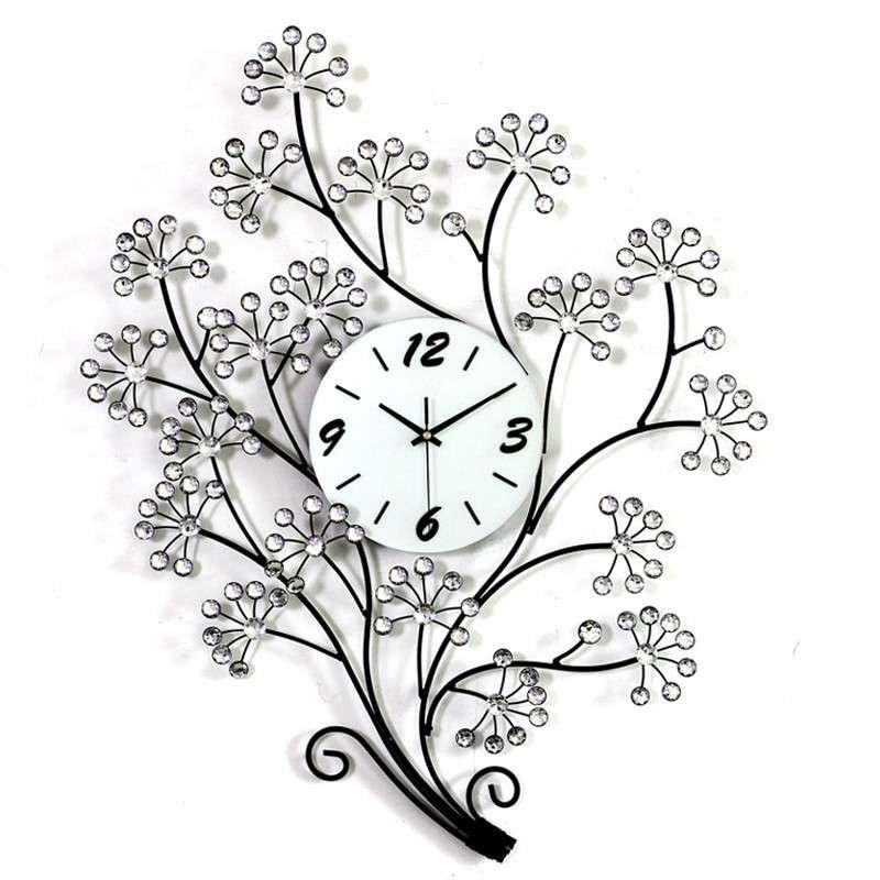 可爱时钟简笔画图片