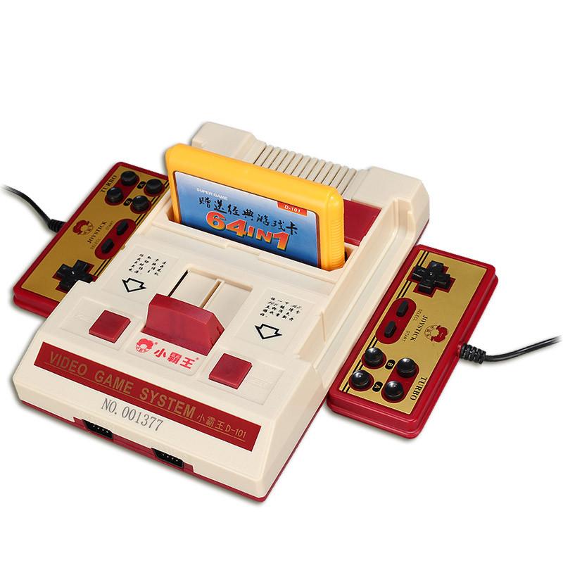 游戏装备 游戏机 游戏附件 游戏耳机 手柄/方向盘 小霸王d-101电视
