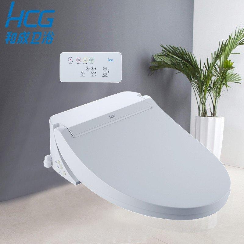 hcg和成卫浴智能马桶盖板缓冲静音遥控烘干自动坐便
