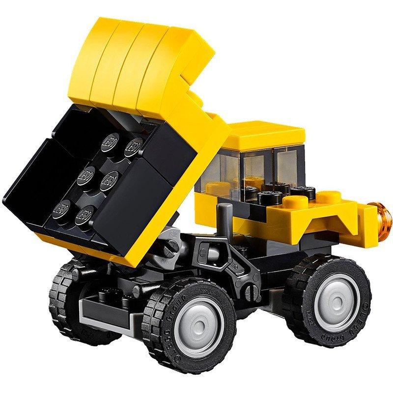 乐高legocreator创意百变组玩具车辆l31041小工程拼搭颗粒玩具积木客车图片