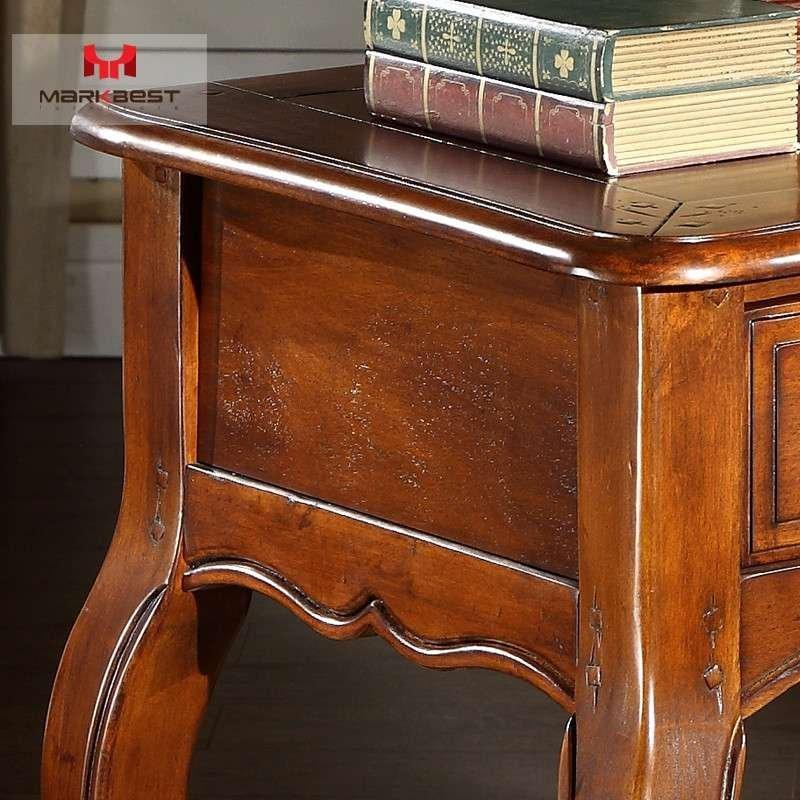 实木简易梳妆台电脑桌多功能收纳柜玄关桌小户型书桌