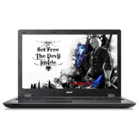 宏�(acer)T5000-50HZ 15.6英寸游戏笔记本 四核i5-6300HQ 4GDDR4 1T 2G独显背光键