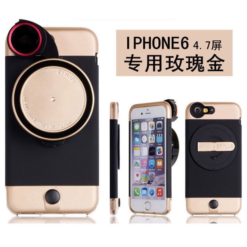 ztylus思拍乐iphone6/plus特效手机黑色镜头拍iPhone6s设置苹果键盘图片
