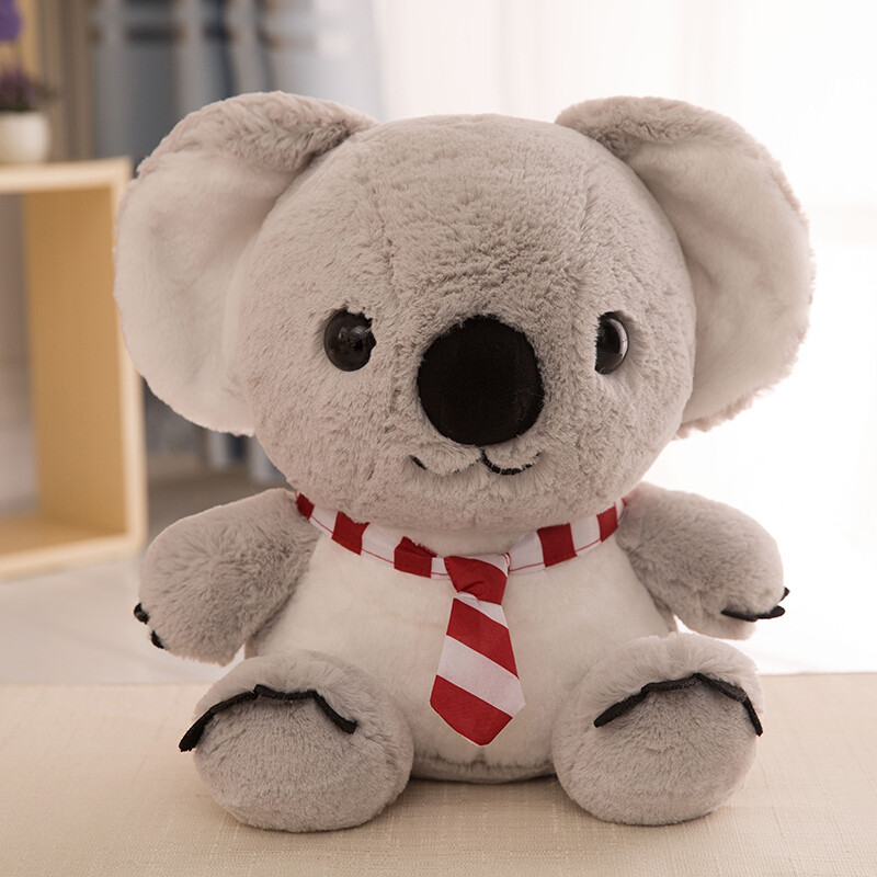 毛绒玩具考拉公仔树袋熊布娃娃玩偶可爱儿童抱枕情侣生日礼物