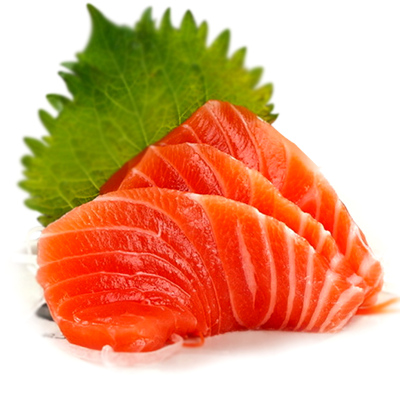 怡鲜来 智利进口冷冻三文鱼中段400g 非生鱼片刺身 去刺去骨去皮不去褐色肉