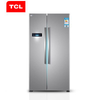 TCL BCD-515WEZ60 515升 风冷无霜 对开门冰箱(典雅灰)