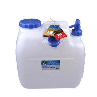 蒙拓嘉 戶外儲水桶 車載四方水桶 家用辦公儲水器 野餐燒烤用品