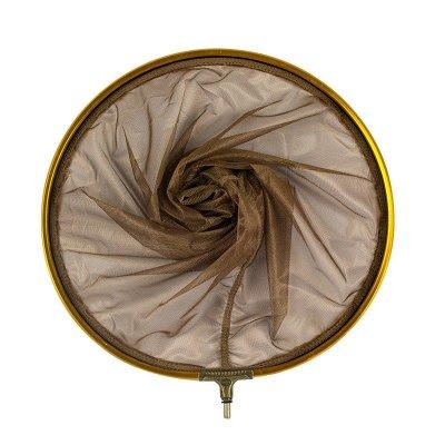 刀客鋁合金抄網頭納米抄網兜8個絲速干不兜水防掛魚鉤 漁具魚具