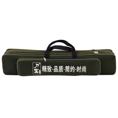 刀客防水70/80/90/120cm 双层三层 加厚牛津布渔具包海竿包