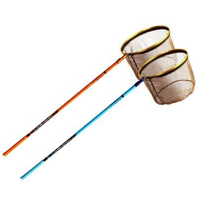 刀客2.7m碳素抄網 刀客競技抄網 網頭網兜 抄網頭 漁具用抄網垂釣