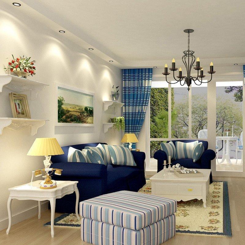 塞纳春天 整体家装装修设计室内全案施工房屋装修 创意家装—邯郸59.