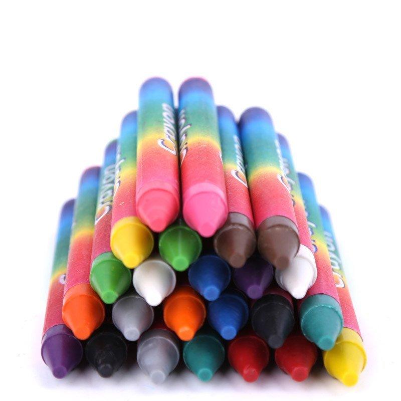 儿童文具礼盒 玩具 水彩笔蜡笔画笔工具 绘画套装大礼包 画画生日礼物