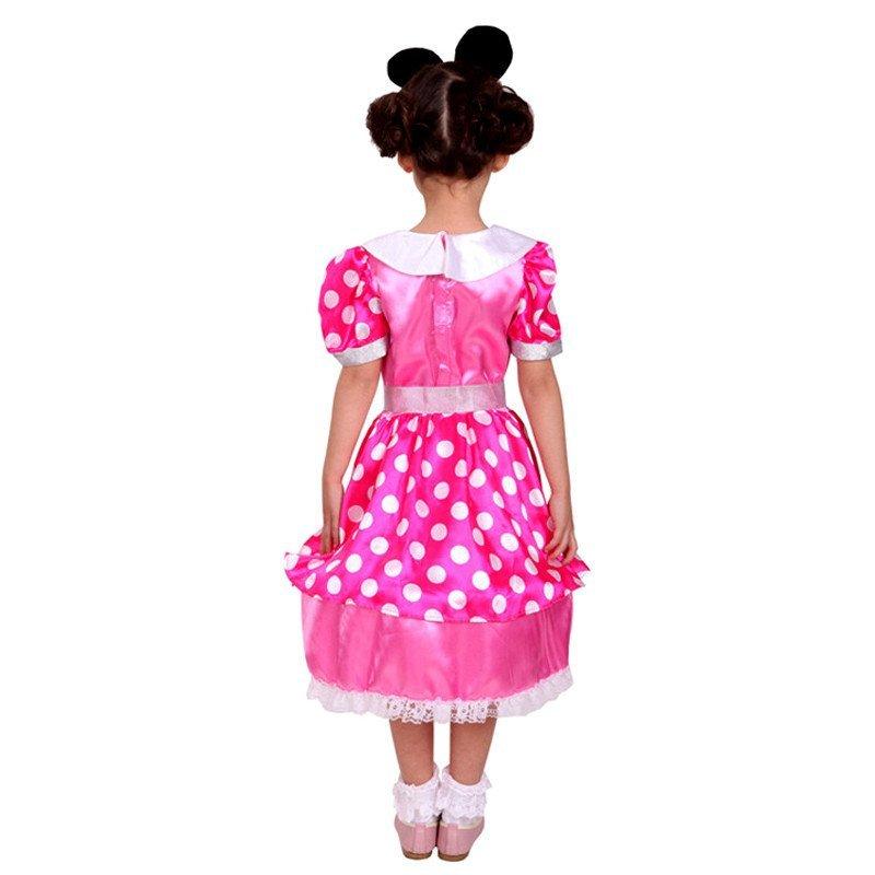 欢乐派对万圣节服装儿童表演演出化妆舞会服装米妮公主妮妮公主服装