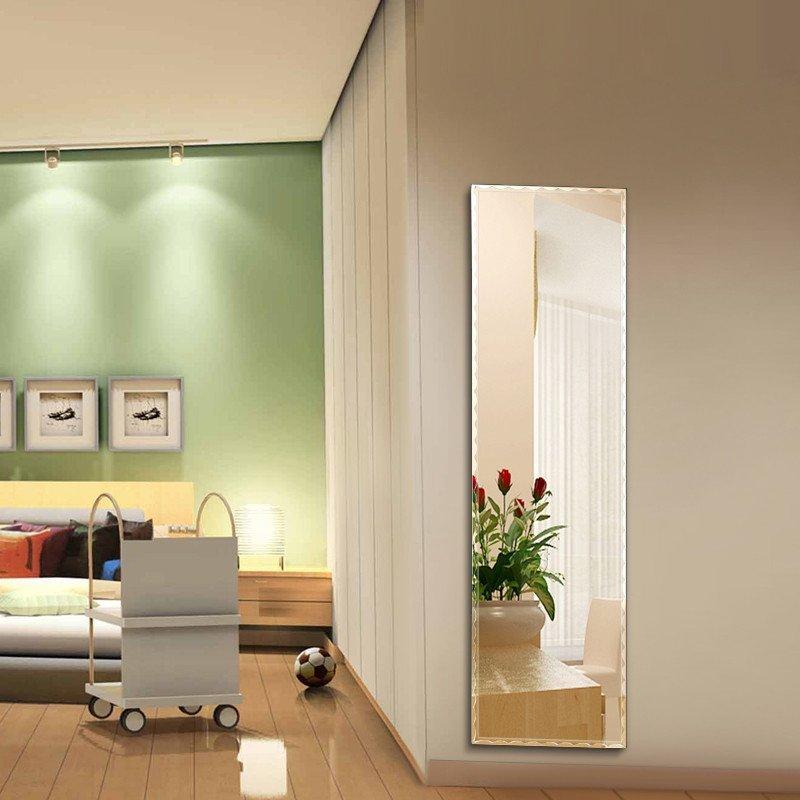 试衣镜卧室墙壁装饰穿衣镜