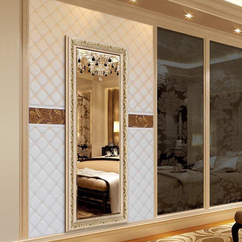 欧式墙面镜子图片大全