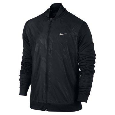 耐克高尔夫衣服春季穿透气男士长袖夹克544251-010NIKE