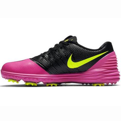 NIKEGOLF耐克高爾夫球鞋子女式鞋819035-600女款高爾夫帶釘鞋