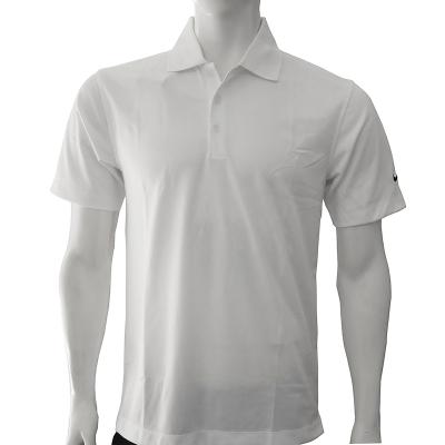 翔 NIKEGOLF 耐克高尔夫衣服 男士短袖T恤579900-100翻领T恤