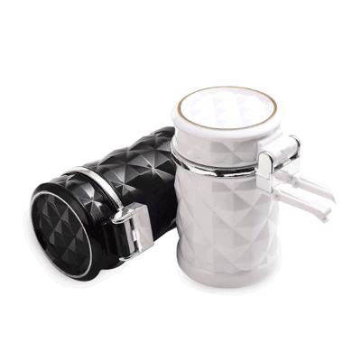 淘爾杰TAOERJ車載煙灰缸 LED煙灰缸 車用煙灰缸 鉆石煙灰缸