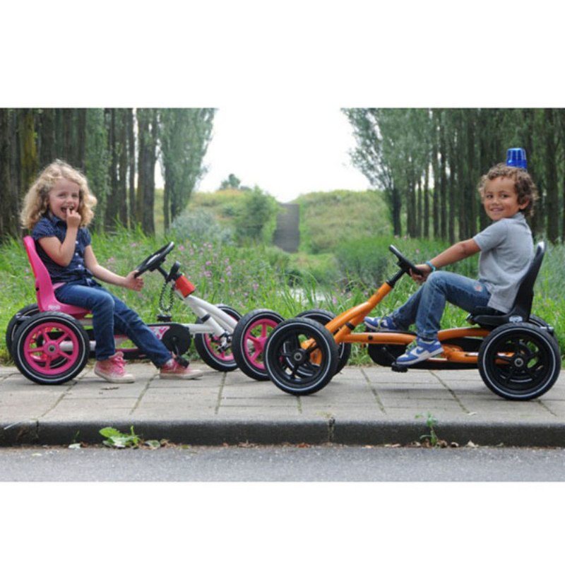 berg 乐驱小公主 儿童脚踏卡丁车