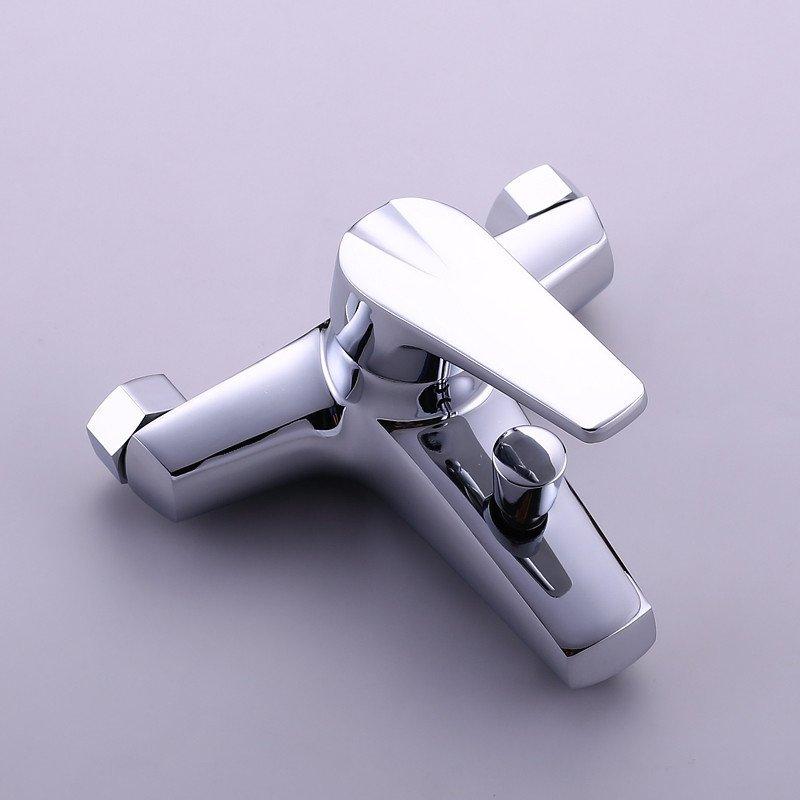 入墙加深弯脚 连接曲角商品详情 同类商品推荐 老式明装混水阀淋浴器图片