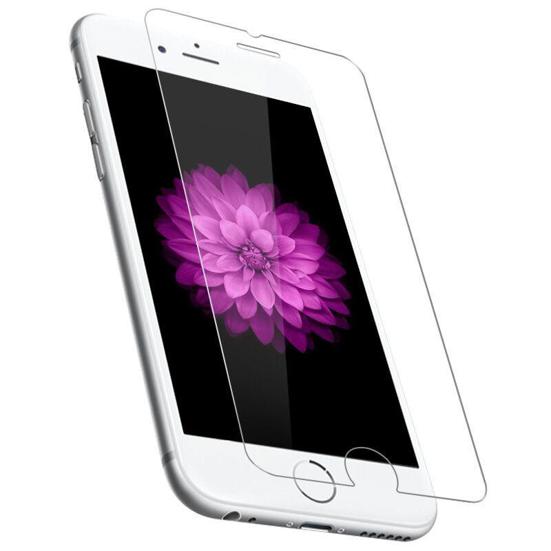 请问iphone 6s plus贴了钢化膜之后屏幕变色是为什么?   知乎