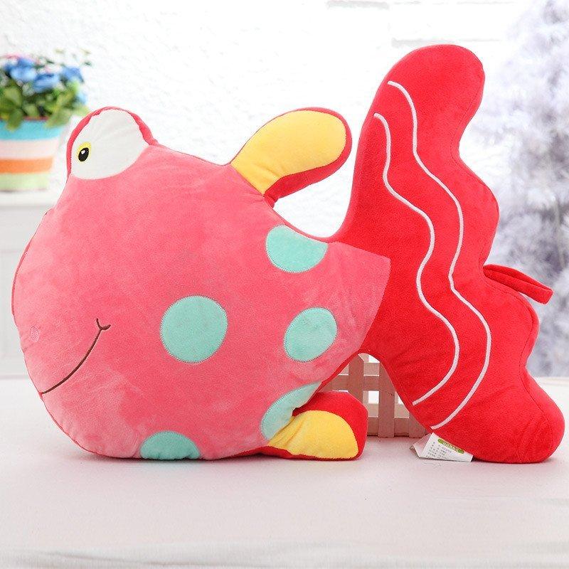 凯娃娃纺毛绒玩具植物娃娃鱼需要抱枕公仔玩偶创意可爱卡通布娃娃多肉皇家吉情况什么大号下睡觉换盆修根图片