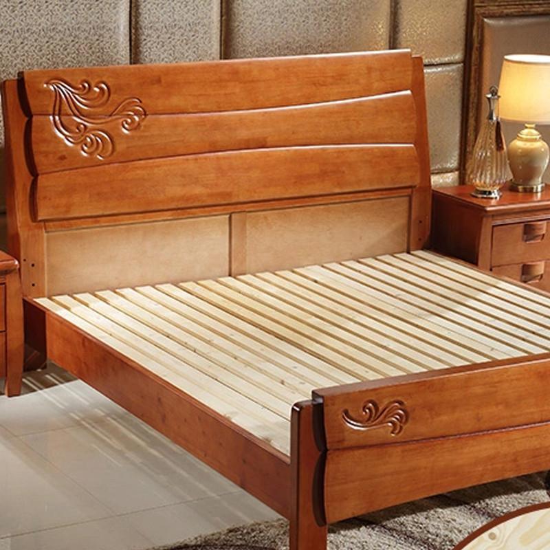 8m儿童床排骨架床加厚松木床板