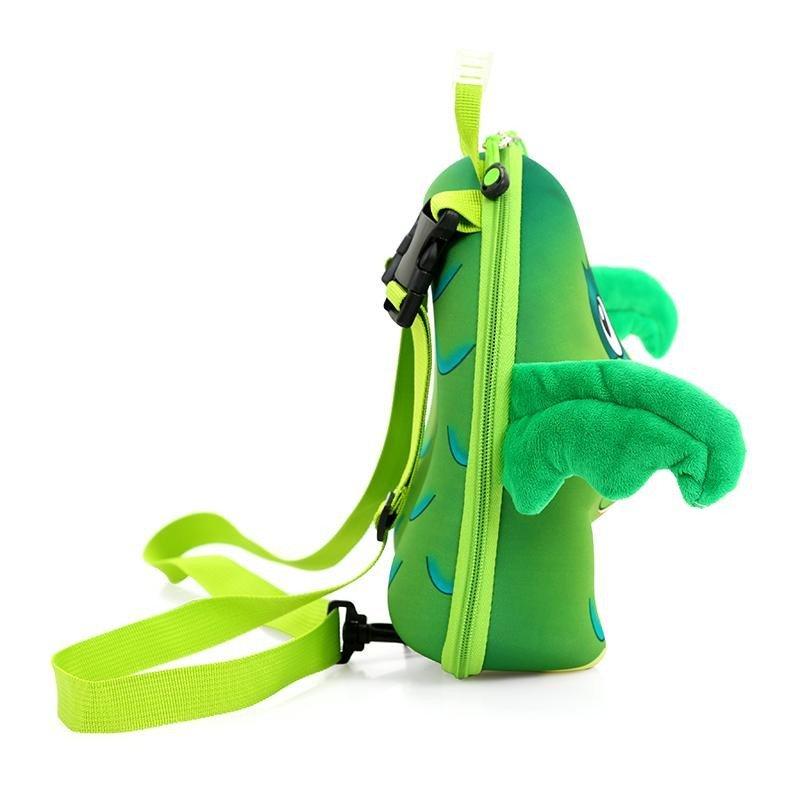 1-3岁宝宝书包双肩背包玩具蛋壳包幼儿园小班小动物硬壳书包timi9605
