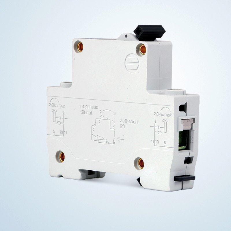视贝电工 空气开关1p家用小型断路器电闸空开过载保护