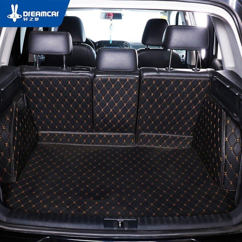 轩之梦 汽车用品 专车专用汽车后备箱垫适用于宝马3系