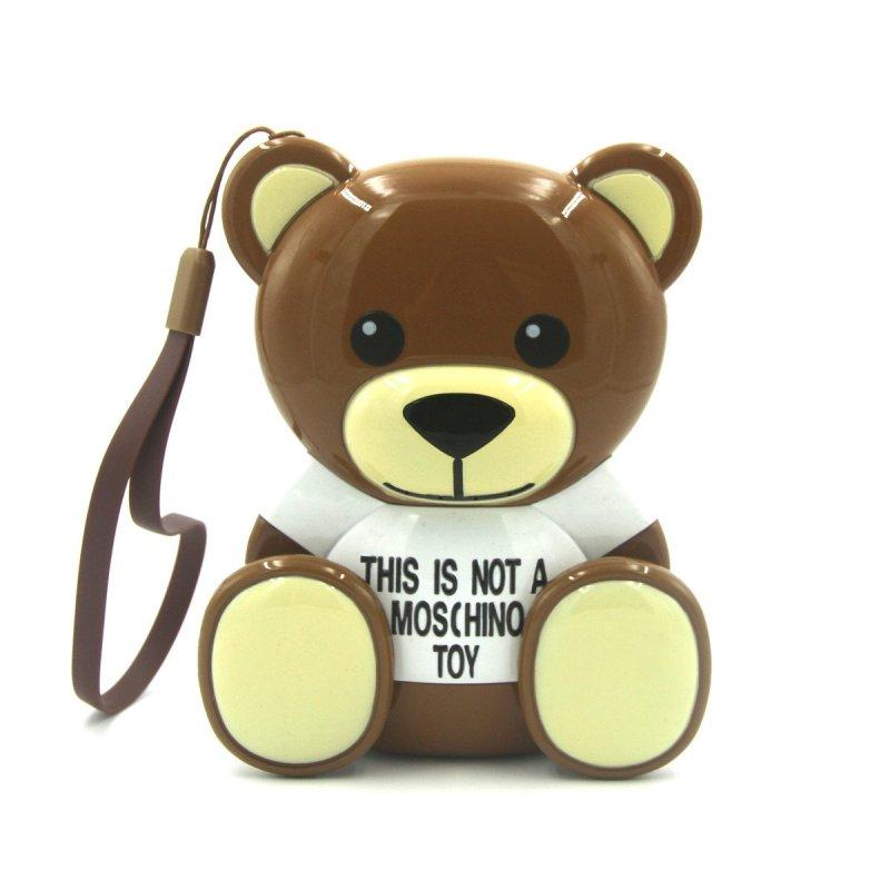 子晨zichen 小熊充电宝 手机通用移动电源 迷你可爱动物卡通电源 白色