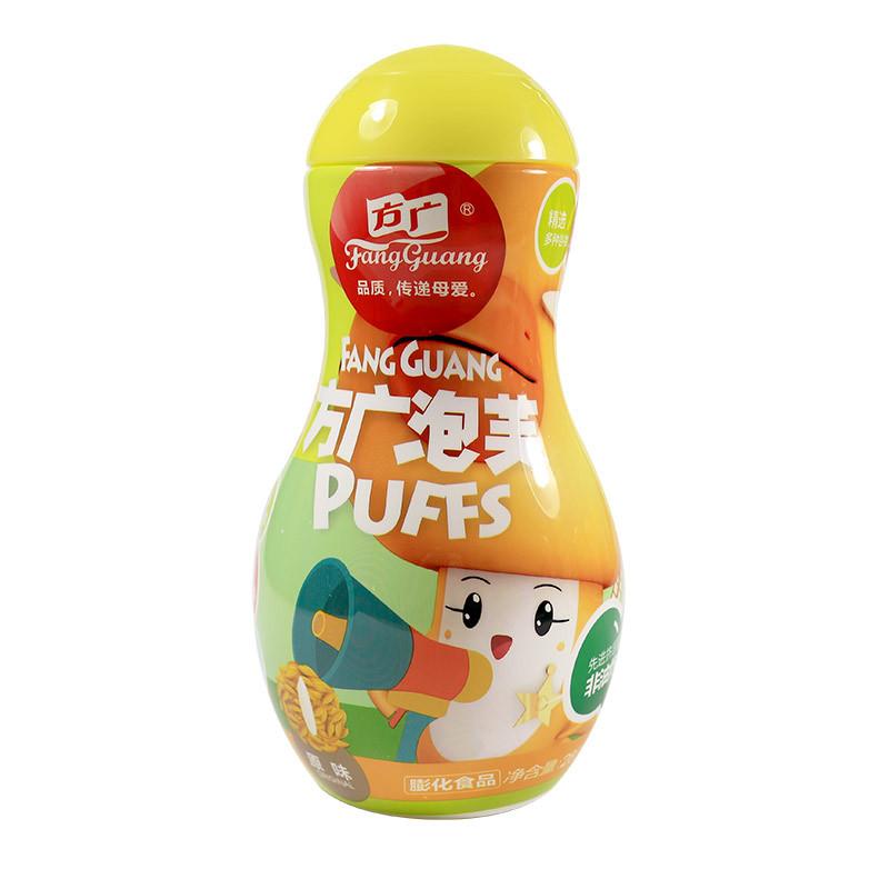品牌饼干零食奶豆溶豆28g泡芙v品牌三连包(原味*2什么儿童的午餐肉好图片