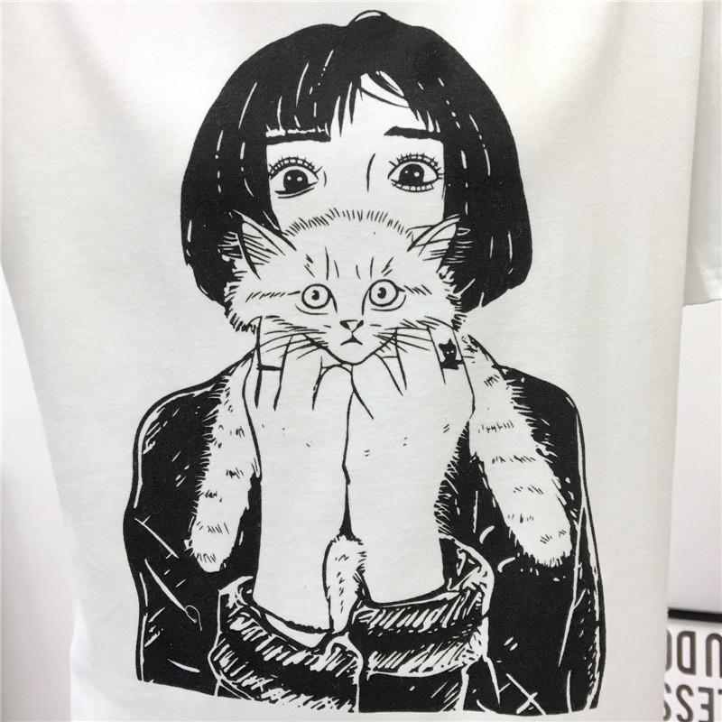 版画素材动物猫