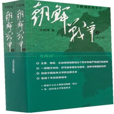 朝鲜战争(上下修订版)/王树增战争系列
