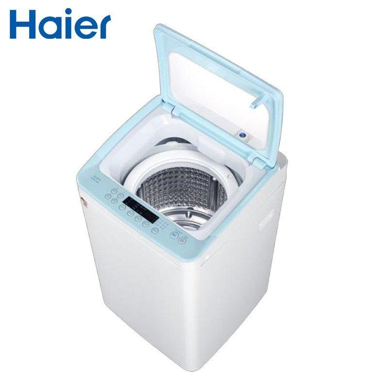 3kg迷你免清洗全自动波轮洗衣机