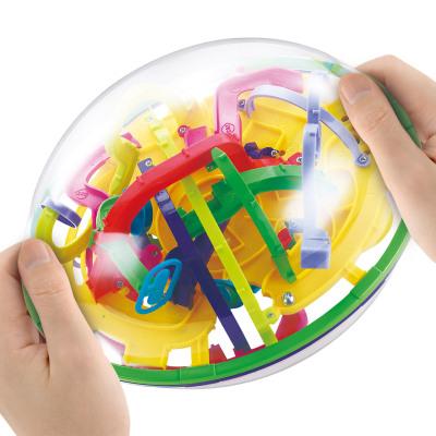 儿童早教益智立体魔幻智力球迷宫球益智游戏亲子大号299关互动走珠3-6-12岁玩具