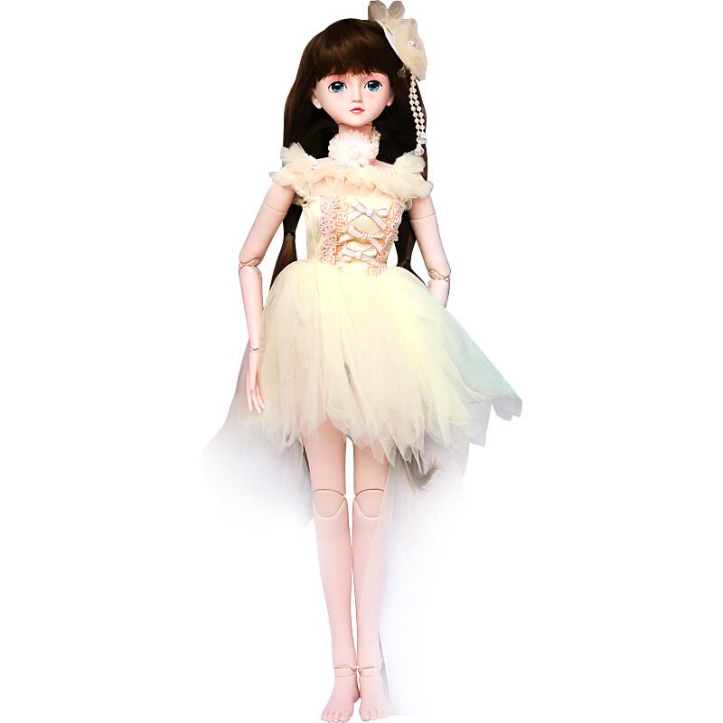 叶罗丽娃娃正品罗丽仙子夜萝莉全套叶萝莉冰公主洋娃娃小女孩玩具