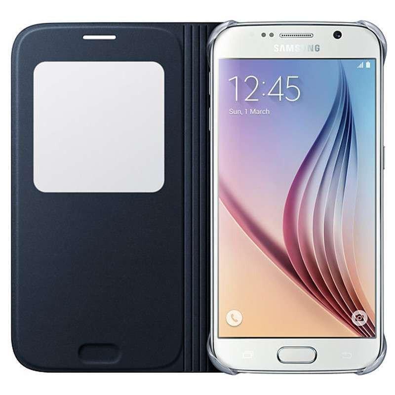 三星samsung s6 原装 皮套 手机壳 g9200 手机套 智能