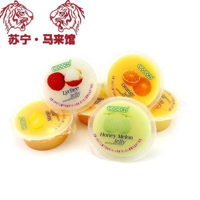 馬來西亞館 可康/Cocon 果凍 (果味型) 多口味 480g*1套