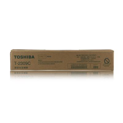 东芝(TOSHIBA)2303a粉盒2303墨盒2803a 2809a墨粉t-2309C粉筒2309C碳粉