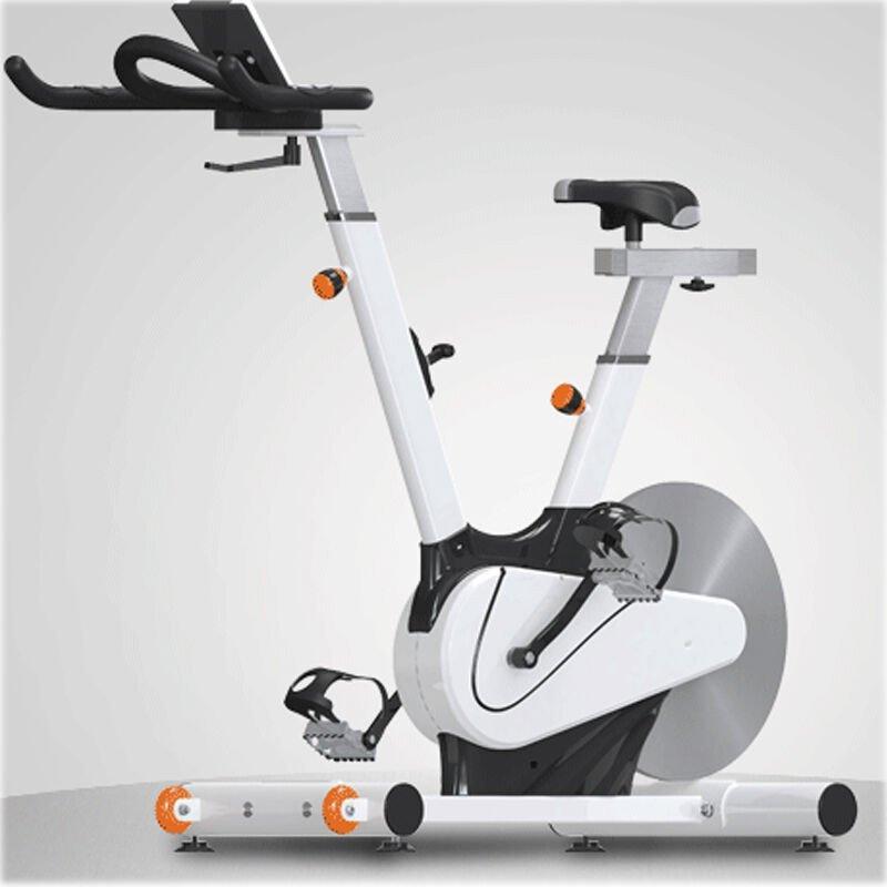家庭健身器材_动感单车 家用室内静音健身器材健身自行车健身车