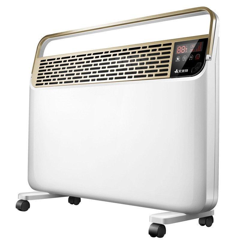 艾美特取暖器欧式快热炉hc22090r-w浴室取暖器防水电