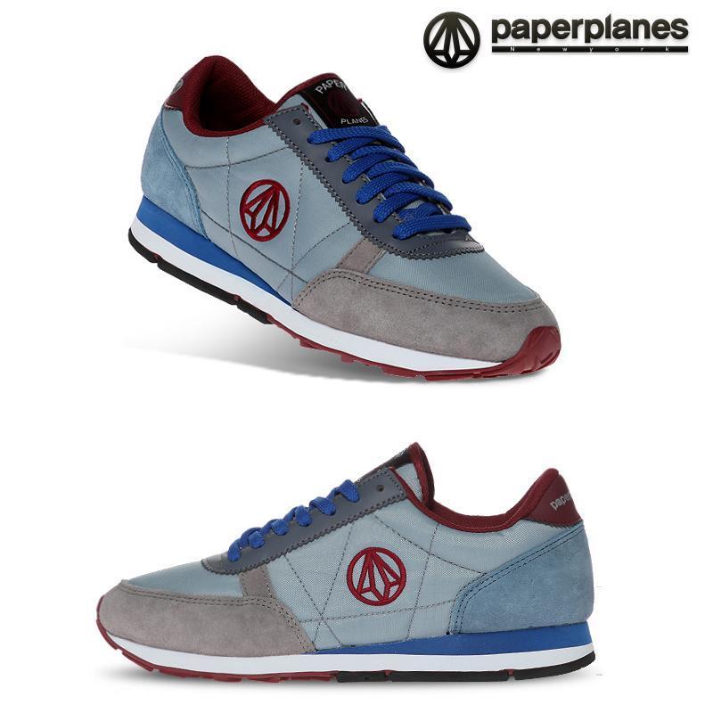 [paperplanes 韩国纸飞机]100%韩国正品pp1107 男女情侣气垫运动鞋