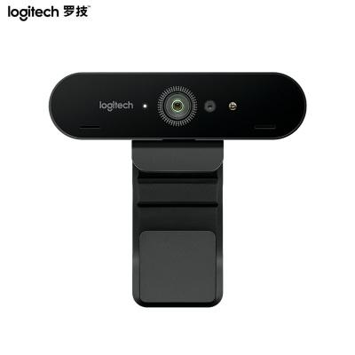 【罗技旗舰店】罗技(Logitech)C1000e BRIO 4K高清商务网络摄像头