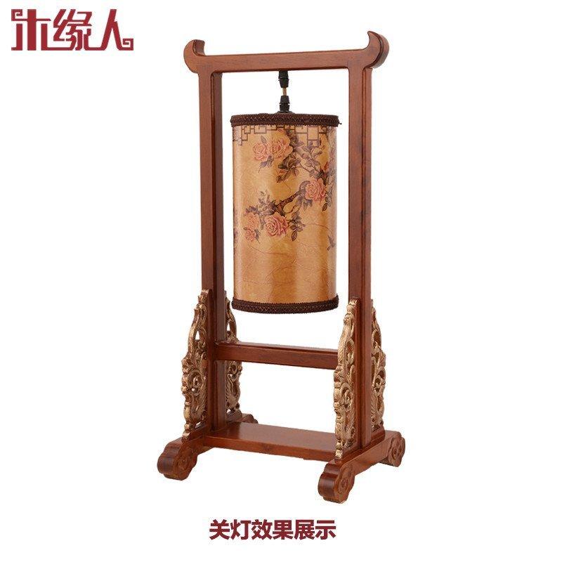 中式小台灯卧室床头灯