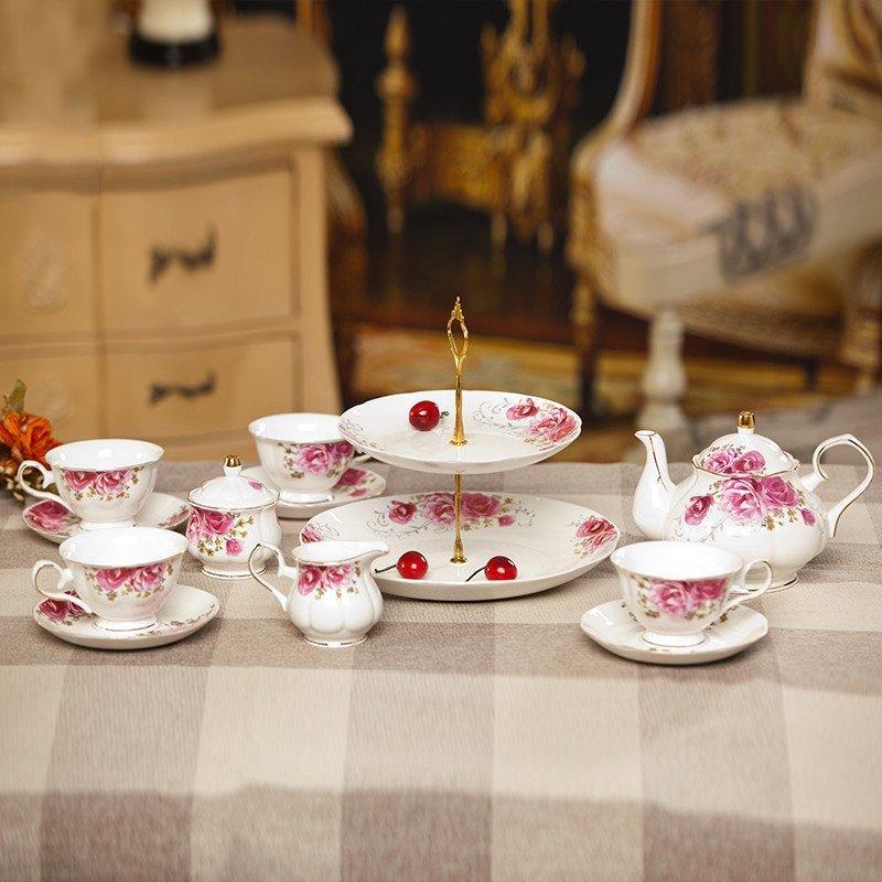 欧式下午茶具图片
