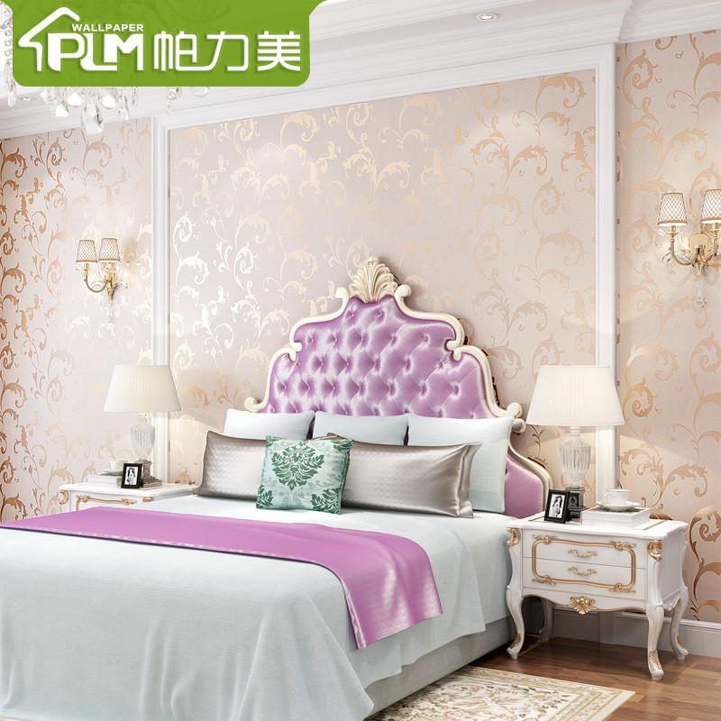 徐健 田园墙布 无缝壁布 欧式田园客厅卧室墙布 沙发背景墙壁布图片