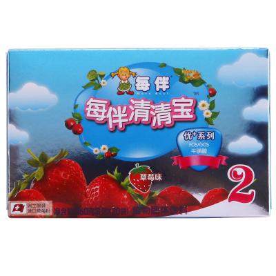 每伴清清寶優+系列草莓味2段160克