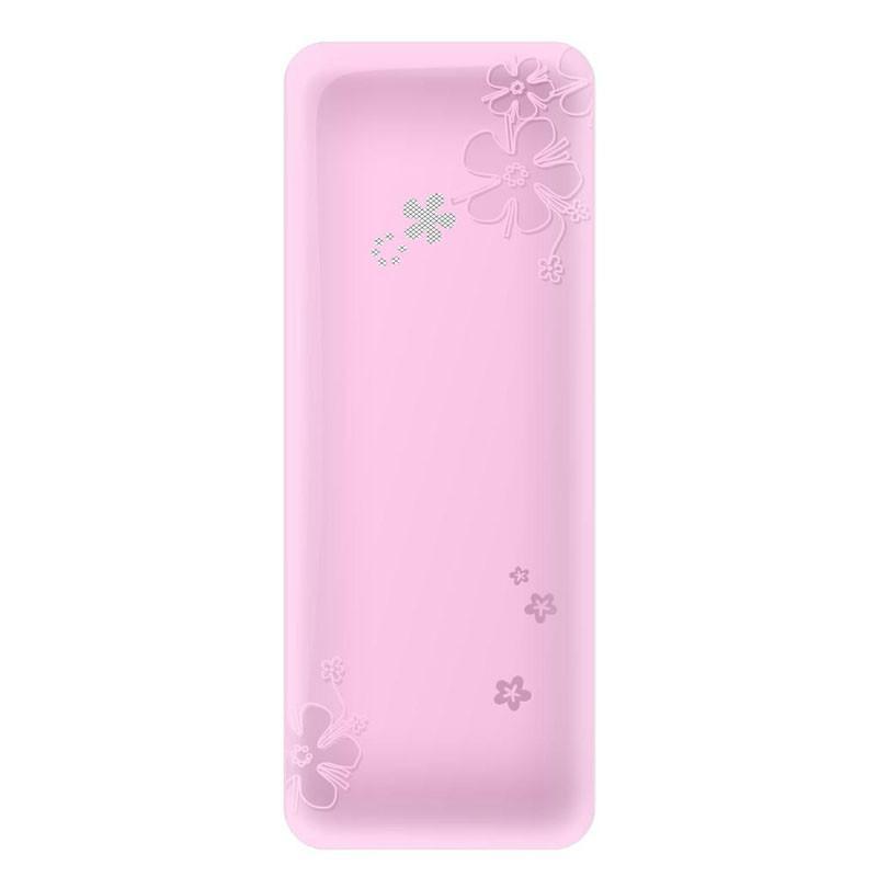 百合bihee c18迷你手机电信版天翼儿童卡通超小可爱袖珍男女学生 粉色